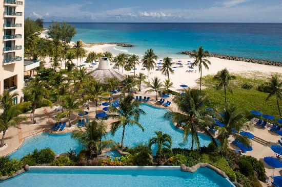 Exclusive Insider Deal Hilton Barbados- Our $200/ night plus tax Oceanview
